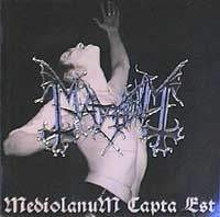 MAYHEM: Mediolanum Capta Est (CD)