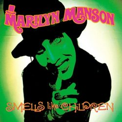 MARILYN MANSON: Smells Like Children (CD) (akciós!)