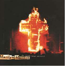 MARILYN MANSON: Last Tour On Earth (CD) (akciós!)