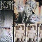 NAPALM DEATH: Enemy Of The Music Business (6 bonus (CD)