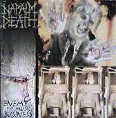 NAPALM DEATH: Enemy Of The Music Business (6 bonus (CD)