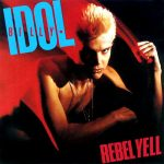 BILLY IDOL: Rebel Yell (CD, +4 bonus)