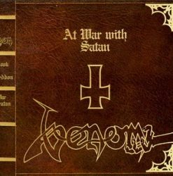 VENOM: At War With Satan (+8 bonus) (CD)