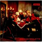ACCEPT: Russian Roulette (remastered + 2 bonus) (CD)