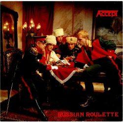 ACCEPT: Russian Roulette (CD, + 3 bonus, remastered)