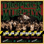 DROPKICK MURPHYS: Live On St.Patrick's... (CD)
