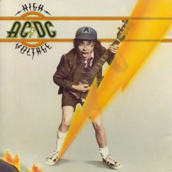 AC/DC: High Voltage (CD, remastered,16 pgs booklet)