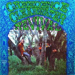 CREEDENCE CLEARWATER R: CCR (1st Album)(+4 bonus) (CD)