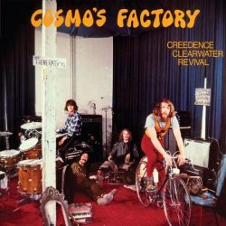CREEDENCE CLEARWATER R: Cosmo's Factory (+3 bonus) (CD)