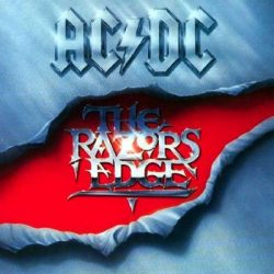 AC/DC: Razor's Edge (CD, remastered, 16 pgs booklet)