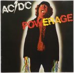 AC/DC: Powerage (remast.,16 old.booklet) (CD)
