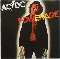 AC/DC: Powerage (CD, remastered,16 pgs booklet)