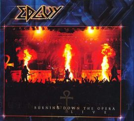 EDGUY: Burning Down The Opera - Live (2CD)