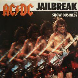 AC/DC: Jailbreak '74 (CD, remastered,16 pgs booklet)