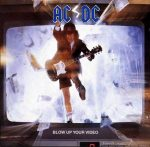 AC/DC: Blow Up Your Video (remast.,16 old.booklet) (CD)