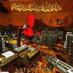 FÜRGERÓKALÁBAK: Katasztróka (CD)