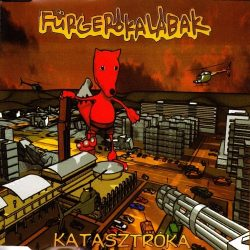 FÜRGERÓKALÁBAK: Katasztróka (CD) (akciós!)