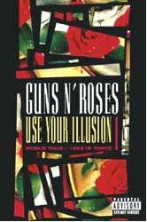 GUNS N' ROSES: Use Your Part 1. (DVD, 90', kódmentes)