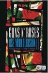 GUNS N' ROSES: Use Your Part 2. (DVD, 90', kódmentes)