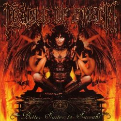 CRADLE OF FILTH: Bitter Suites To Succubi (CD)