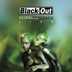 BLACK-OUT: Spirálgeneráció - Live (2CD)