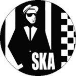 SKA (jelvény, 2,5 cm)