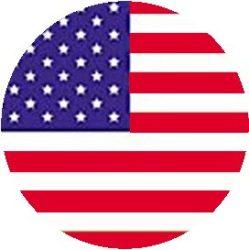USA (jelvény, 2,5 cm)