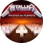 METALLICA: Master Of Puppets (jelvény, 2,5 cm)