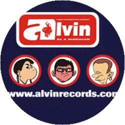 ALVIN ÉS A MÓKUSOK: Cimke (jelvény, 2,5 cm)