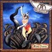 AEROSMITH: Nine Lives (CD)