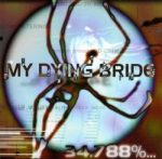 MY DYING BRIDE: 34.788% (Digi)(Bonustrack) (CD)