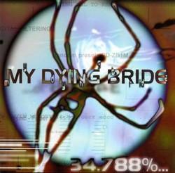 MY DYING BRIDE: 34.788% (Digi)(Bonustrack) (CD)