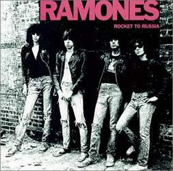 RAMONES: Rocket To Russia - 40th Anniversary (CD, remastered)