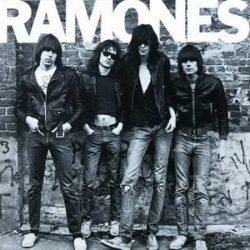 RAMONES: Ramones (remastered, 8 bonus) (CD)