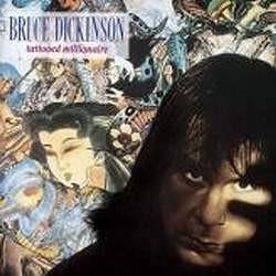 BRUCE DICKINSON: Tattooed Millionaire (2CD) (akciós!)