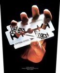 JUDAS PRIEST: British Steel (hátfelvarró / backpatch)