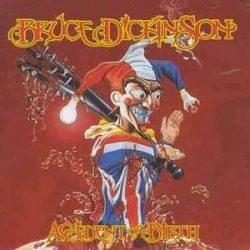 BRUCE DICKINSON: Accident Of Birth (2CD)(akciós!)