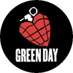 GREEN DAY: Grenade (jelvény, 2,5 cm)
