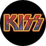 KISS: Logo (jelvény, 2,5 cm)