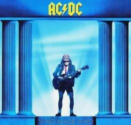 AC/DC: Who Made Who (CD, remastered,16 pgs booklet)