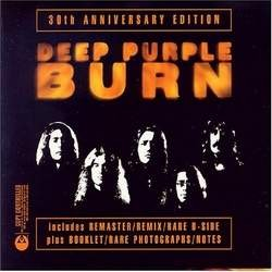 DEEP PURPLE: Burn (+5 Bonus) (CD)