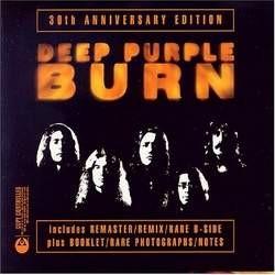 DEEP PURPLE: Burn (+5 Bonus) (CD)