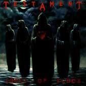 TESTAMENT: Souls Of Black (CD)