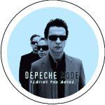 Depeche Mode: Band (jelvény, 2,5 cm)