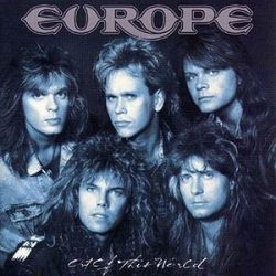 EUROPE: Out Of This World (CD)