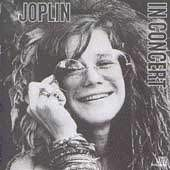 JANIS JOPLIN: Joplin In Concert (CD)