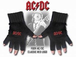 AC/DC - Logo (kötött kesztyű)