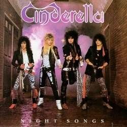 CINDERELLA: Night Songs (CD)