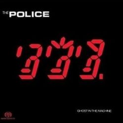 POLICE: Ghost In The Machine (remastered) (CD)