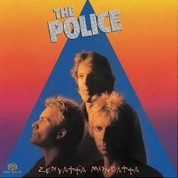 POLICE: Zenyatta Mondatta (+video) (CD)